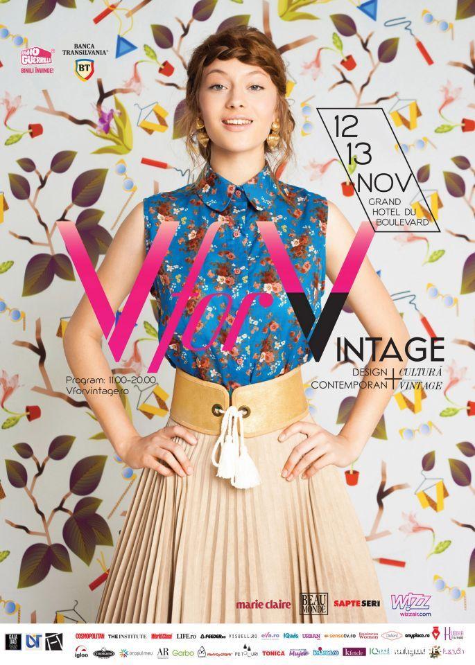 V for Vintage 17 - punte intre prezent si trecut
