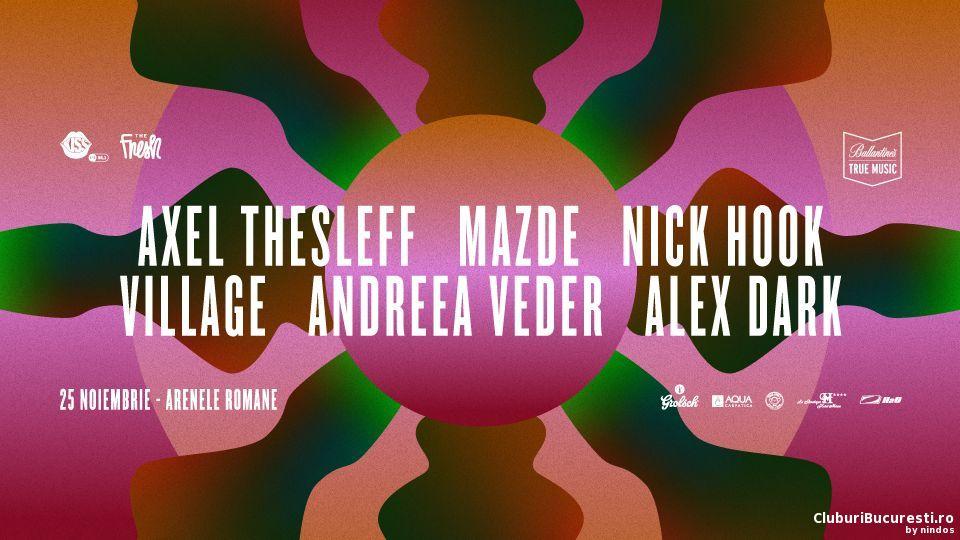 The Fresh prezintă Axel Thesleff Mazde Nick Hook