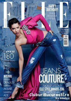 Participa si tu la Elle Style Awards