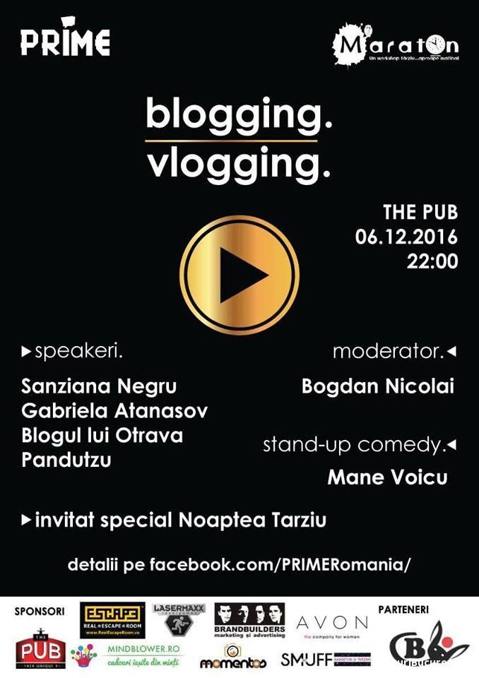 PRIME Maraton Blogging and Vlogging Edition