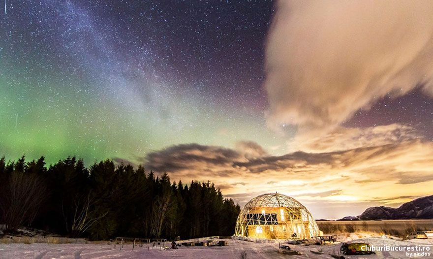 Oare cum este sa locuiesti dincolo de Cercul Arctic