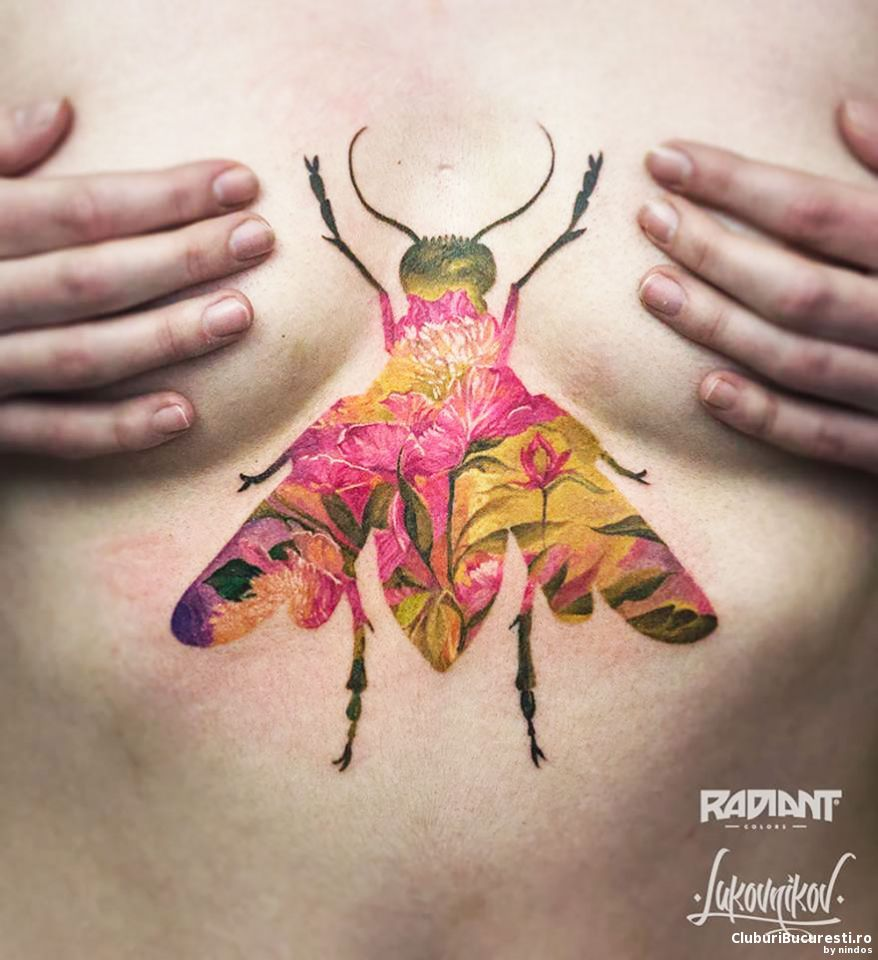 Arta tatuajelor 2 in 1