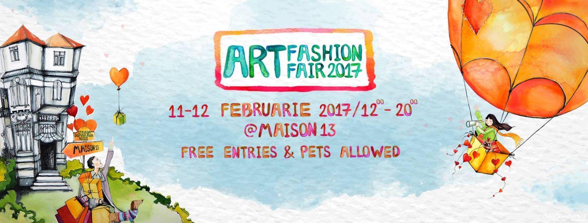 Art Fashion Fair, cadouri inedite de Valentines Day