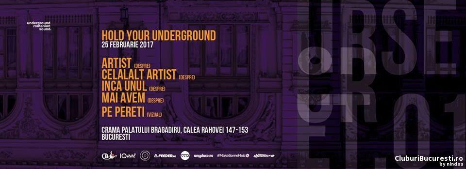 URS - Hold your underground - pURSecret