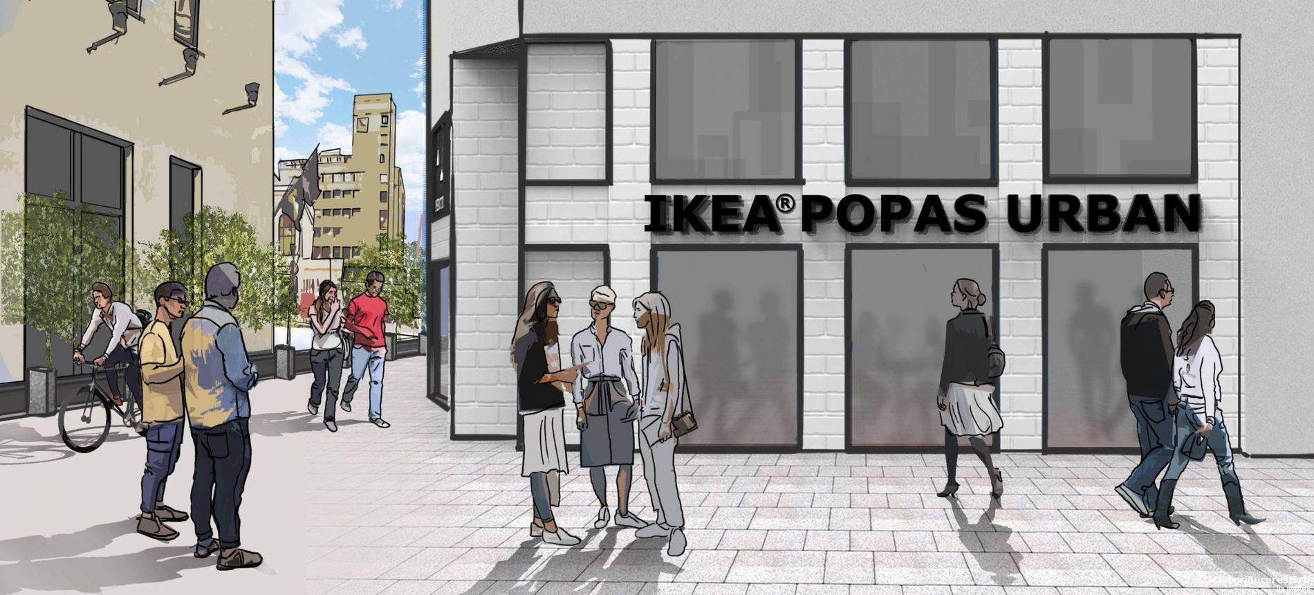 IKEA Popas Urban