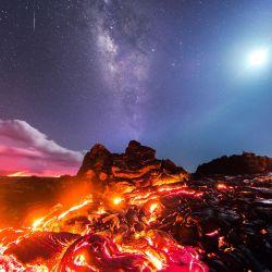 Un fotograf si-a riscat viata pentru a imortaliza natura