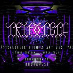 Tripoteca festivalul de film si arta psihedelica.