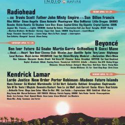 Cine va canta la Coachella in 2017