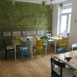 Hidden - the perfect social space
