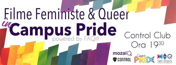 Campus Pride: Queer movie night by FAQiff
