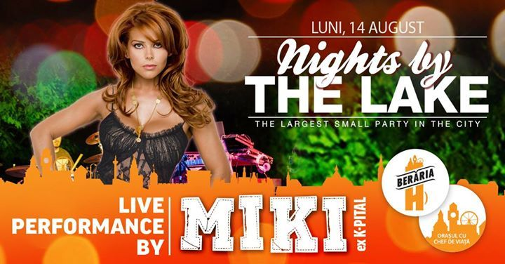 Concert Miki (Ex K-Pital) @Nights By The Lake