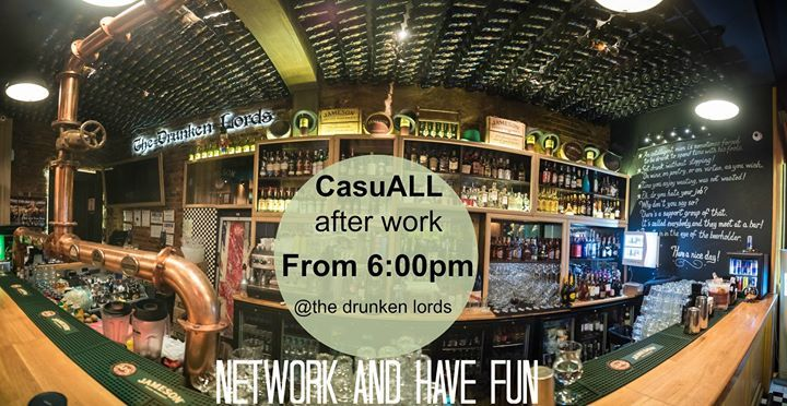 Casuall after work ~ Powered by Virgin Radio
