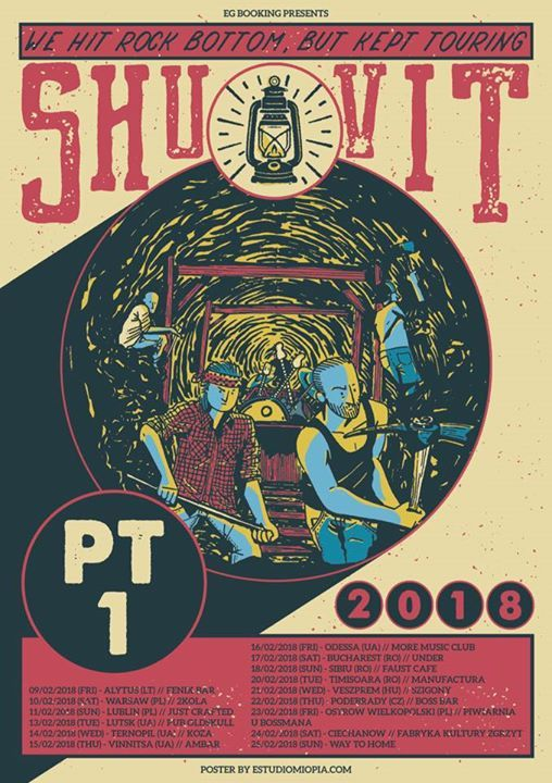 SHUVIT(Melodic Punk, Sweden), Rules of Silence, As I Fall