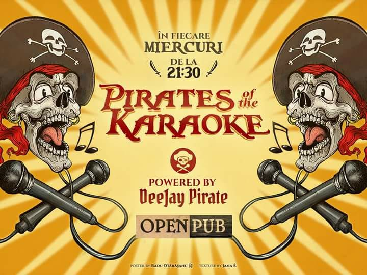 Azi - Pirates Of The Karaoke Cu Dj Pirat