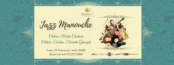 Infinitea Music InFusion-Jazz Manouche Live Session