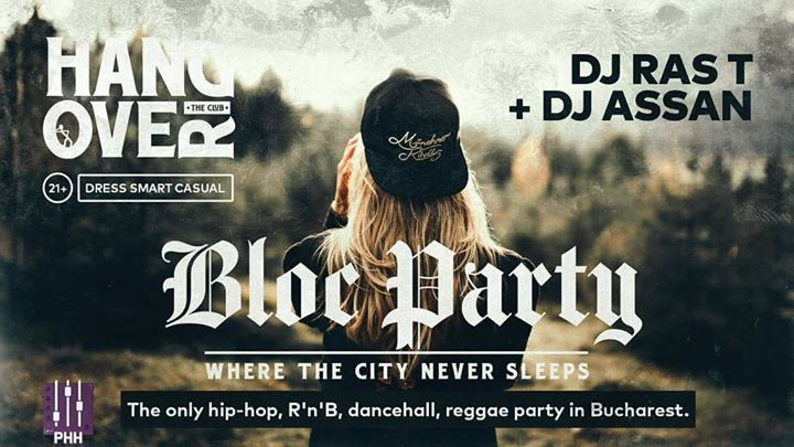 Friday: Bloc Party [204] with Ras T & Assan| Feb 16, 2018