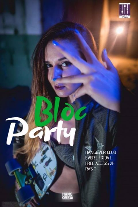 Bloc Party 178 /RAS T / Friday - August 4