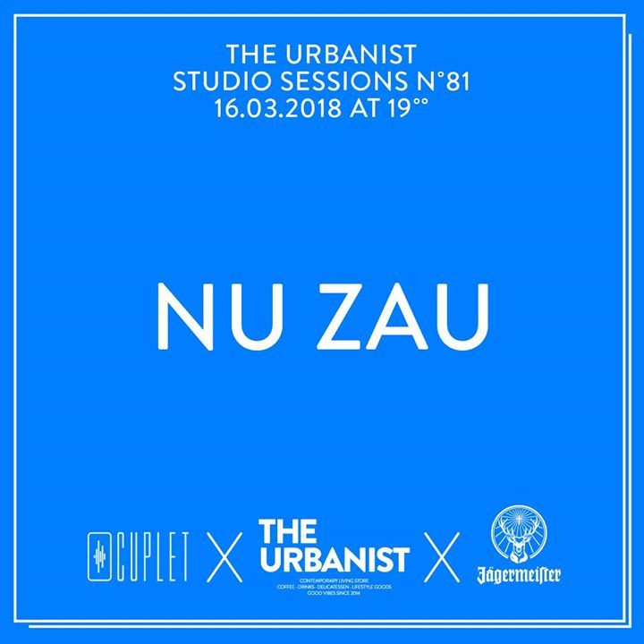 The Urbanist Studio Session No. 81 / NU ZAU