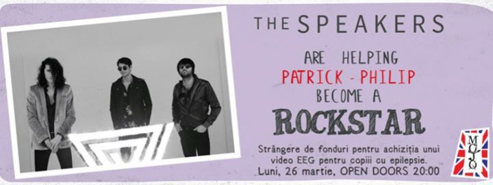 Help Me Be A Rockstar // Purple Day Edition // Mojo // 26.03