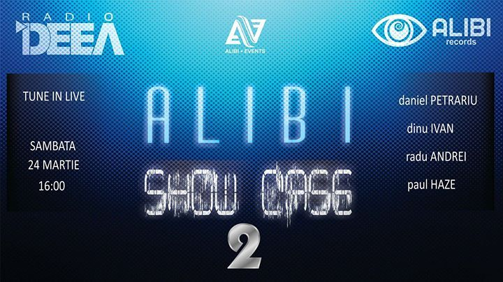 Alibi Showcase 2