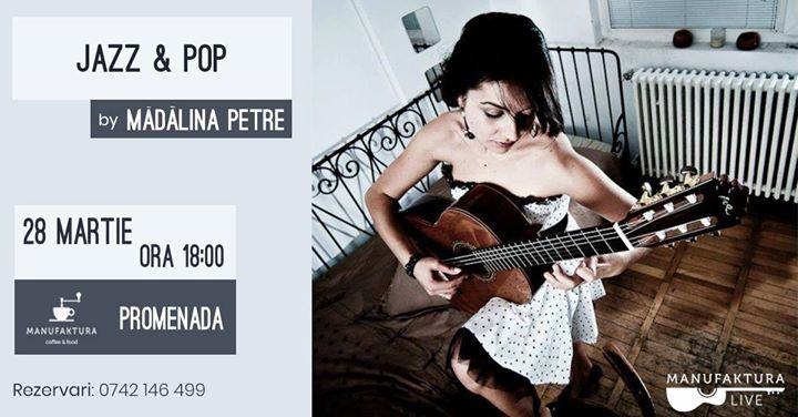 Manufaktura Live - Jazz & Pop