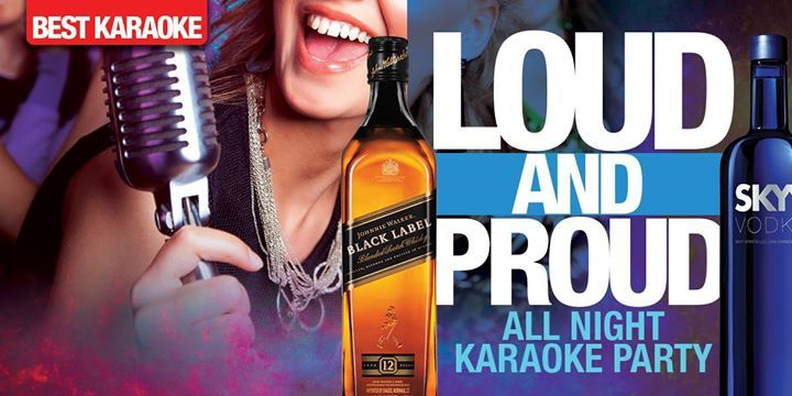 Loud and Proud - Best Karaoke in the City