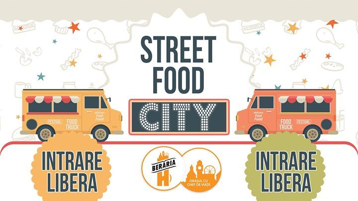 Street Food City - Beraria H