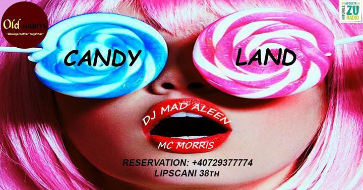Candy Land * Old Habits * Saturday Night