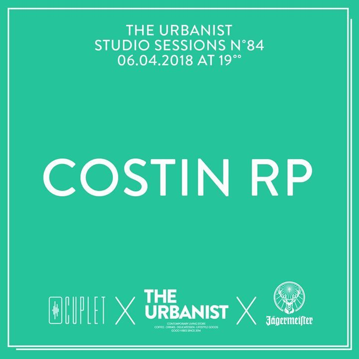 The Urbanist Studio Session No. 84 / Costin Rp