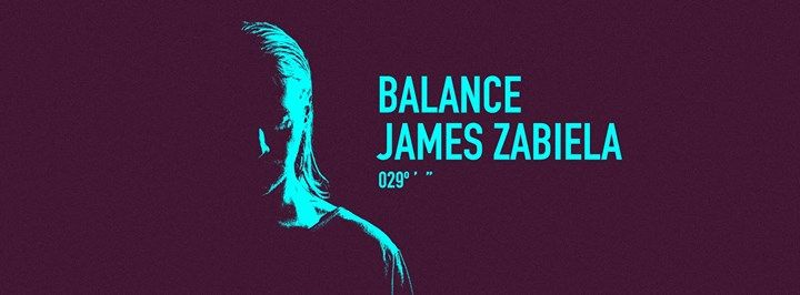 James Zabiela [ Balance Series ] x Mahony | Kristal Club