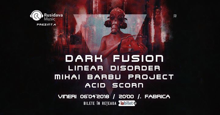 Dark Fusion, Linear Disorder, MBP, Acid Scorn - Live At Fabrica