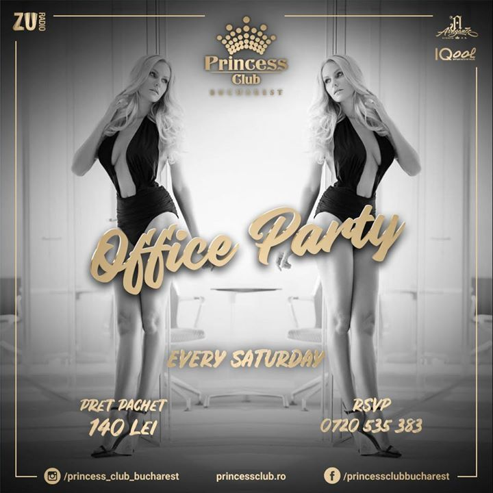 Office Party | Princess Club