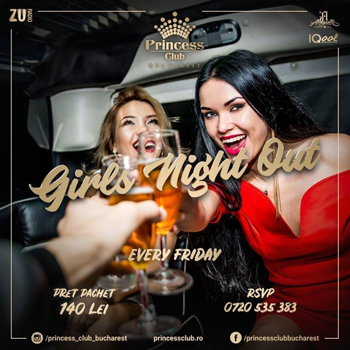 Girls Night Out | Princess Club