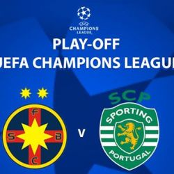Sporting vs. FCSB live at Mojo