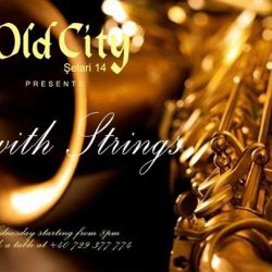 Sax with Strings *Wednesday at Old City