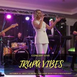 Trupa Vibes Live la The Harp Irish Pub
