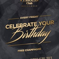 Celebrate Your Birthday / Princess Club