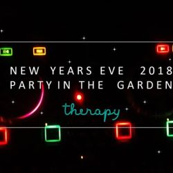 Party in the garden 2018