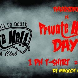 E joi, deci e Private Hell Day