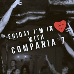Friday I`m In Love With Compania 7 LIVE at STUF VAMA VECHE