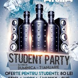 Student PARTY by DJ Reck @ArenaPubRegie