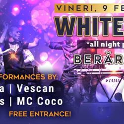 White Nite *all night party* w/ Raluka, Vescan & more