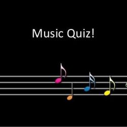 Music Quiz-Yellow Club