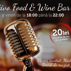 Manufaktura Live - Aperitivo Food & Wine Bar