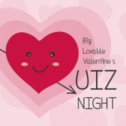 Big British Bucharest Quiz - Valentines Special