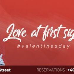 Love at first sight * Valentine's Day * Old Habits