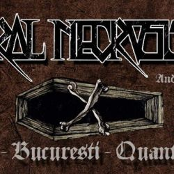 Akral Necrosis, Mercy`s Dirge + Guests in Quantic Club