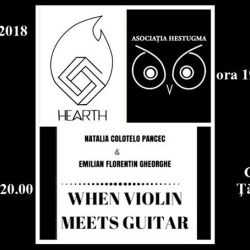 Hearth. Hestugma. When Violin Meets Guitar