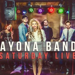 Ayona Band - Saturday Live at STUF VAMA VECHE