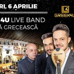 Greek 4U Live Band - Seară Grecească